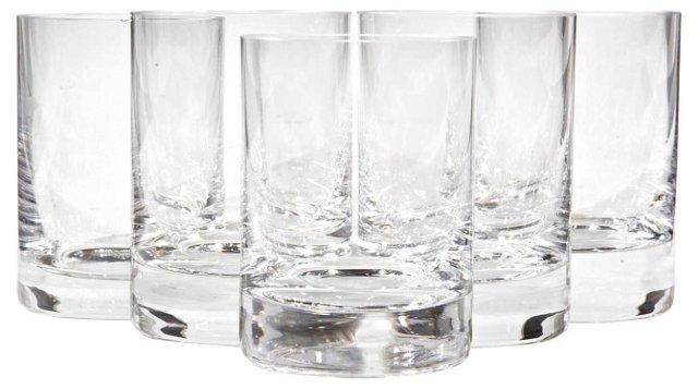 1960s Rosenthal Shot Glasses, S/5