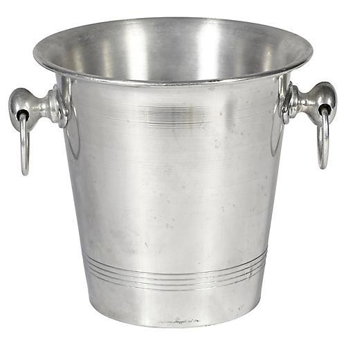 Handled Champagne Ice Bucket