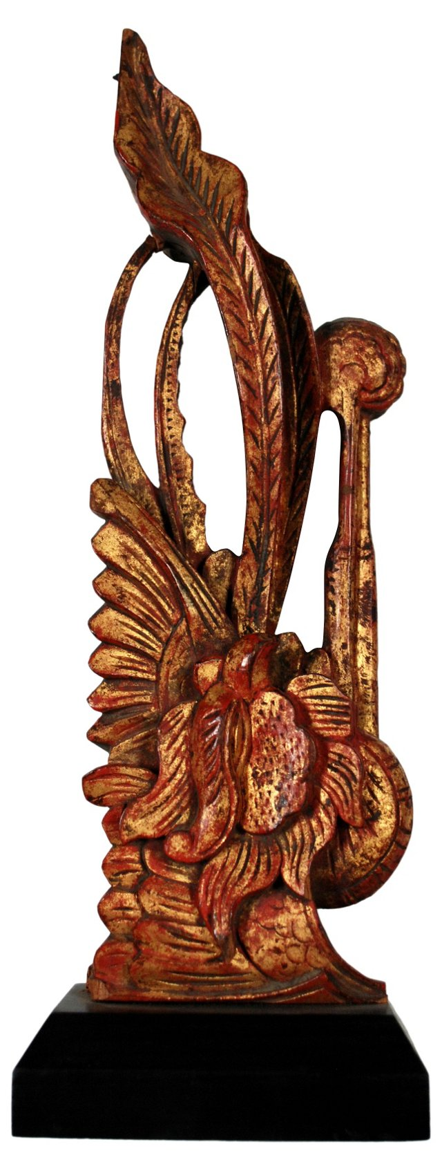 Carved Chinese  Phoenix Figure