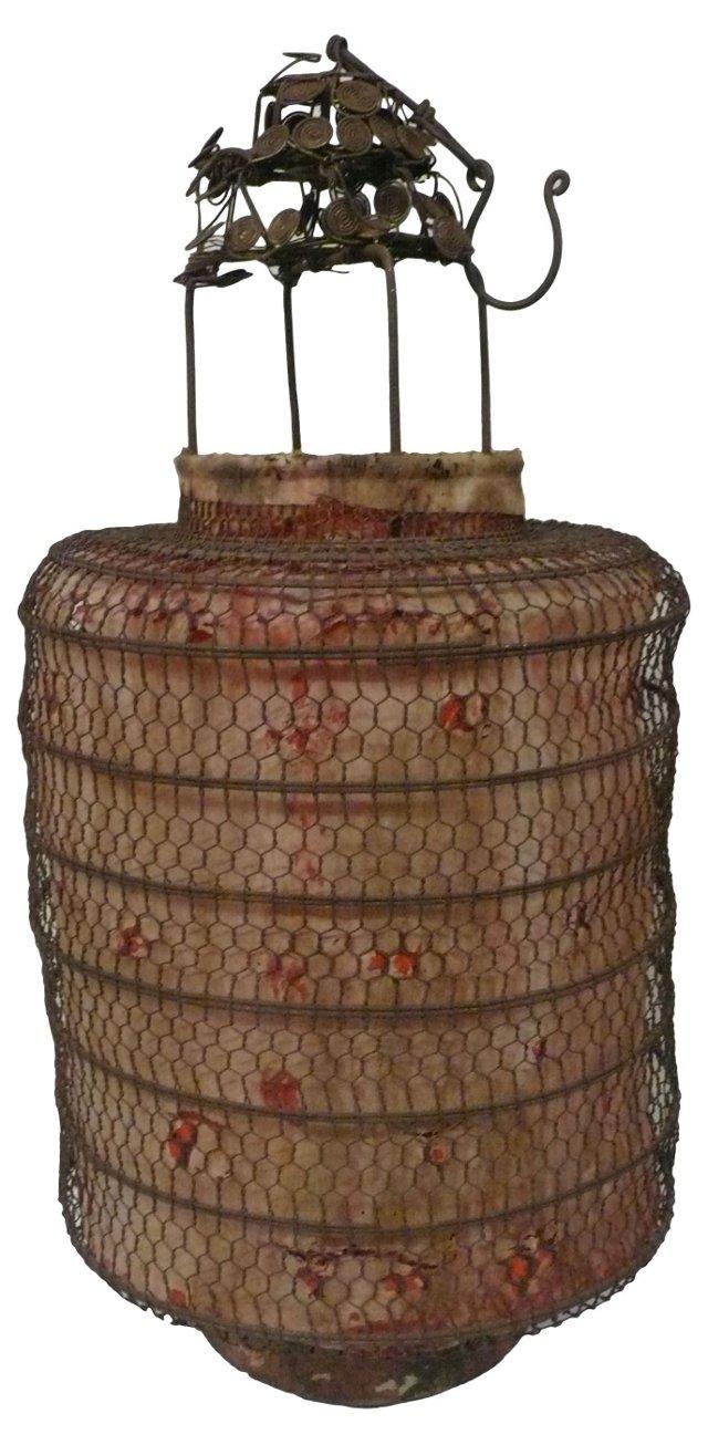 Chinese Wire Lantern