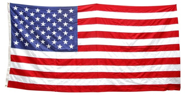 50-Star American  Flag