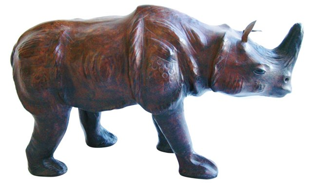 Leather Rhinoceros