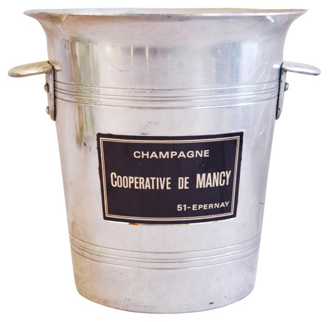 French Champagne Bucket
