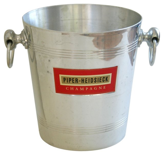 French Piper-Heidsieck Champagne Bucket