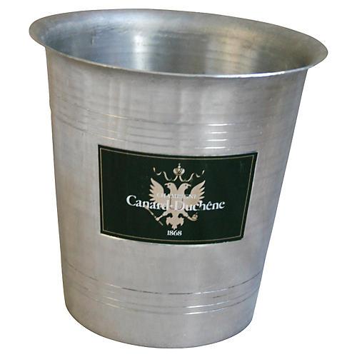 French Canard-Duchene Champagne Bucket