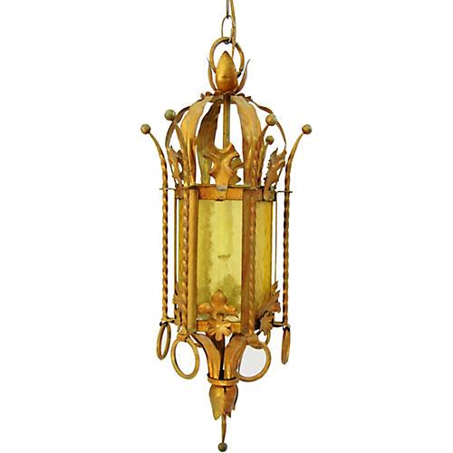 1930s Gothic-Style Pendant