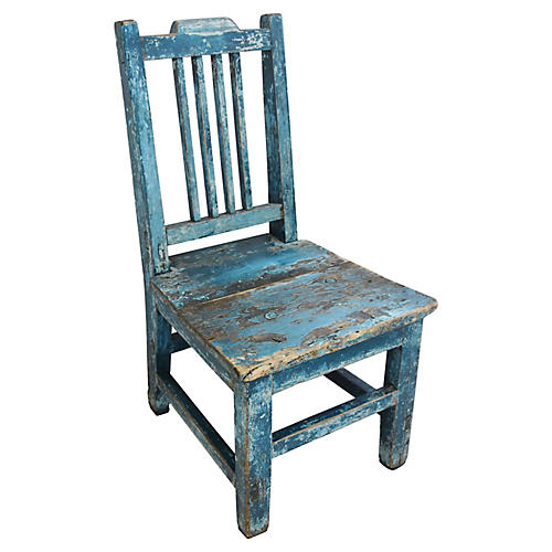 Early 20th C. Childu0027s Chair