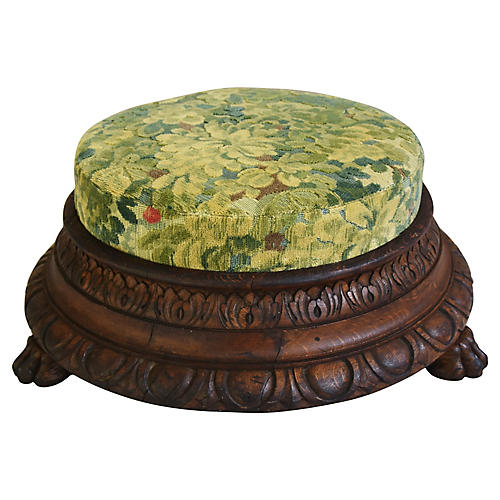 Scalamandré Marly Footstool