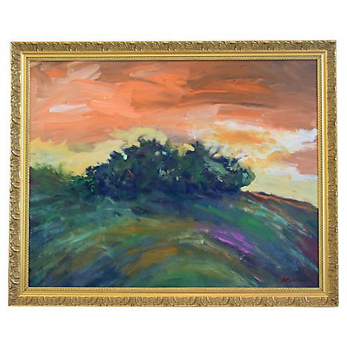 Juan Guzman Ojai Landscape
