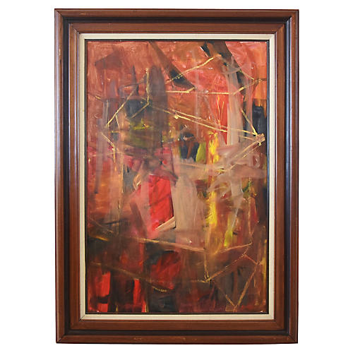 Juan Guzman Abstract