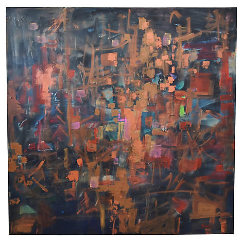 Juan Guzman Cobre Abstract