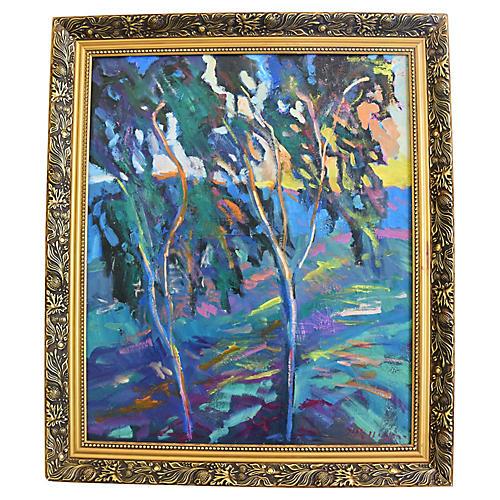 Juan Guzman Santa Barbara Landscape