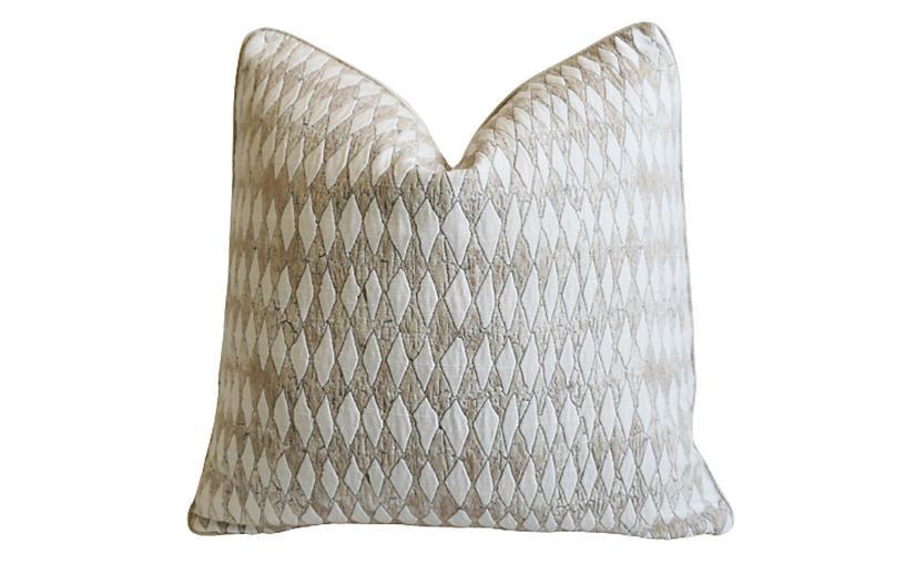 Designer Clarke & Clarke Amara Pillow