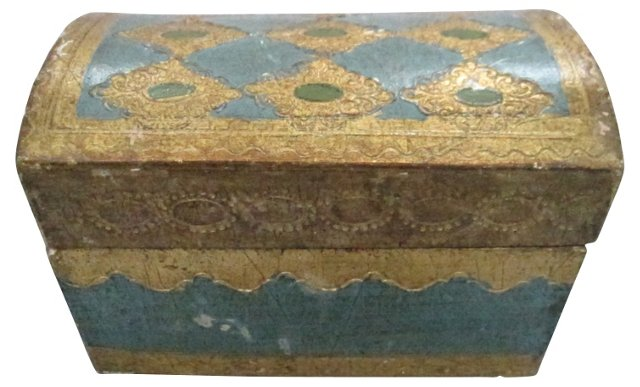 Italian Trinket Box