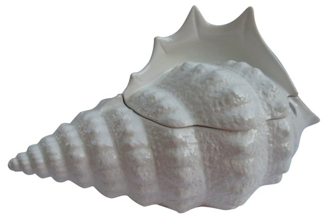 Shell Soup Tureen