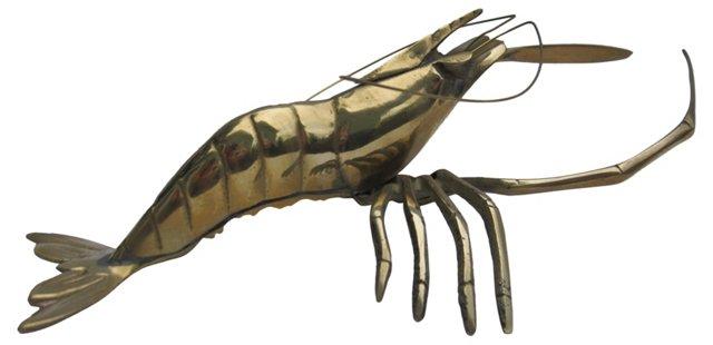 Brass Lobster