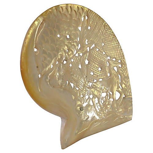 Mother-of-Pearl Carving