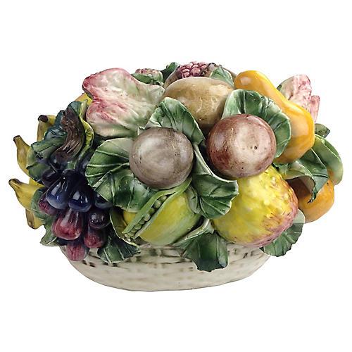 Italian Produce Basket