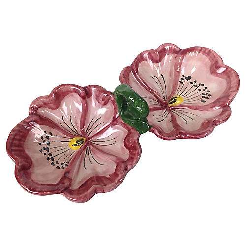 Italian Floral Catchall