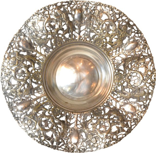 Victorian Fruit Bowl