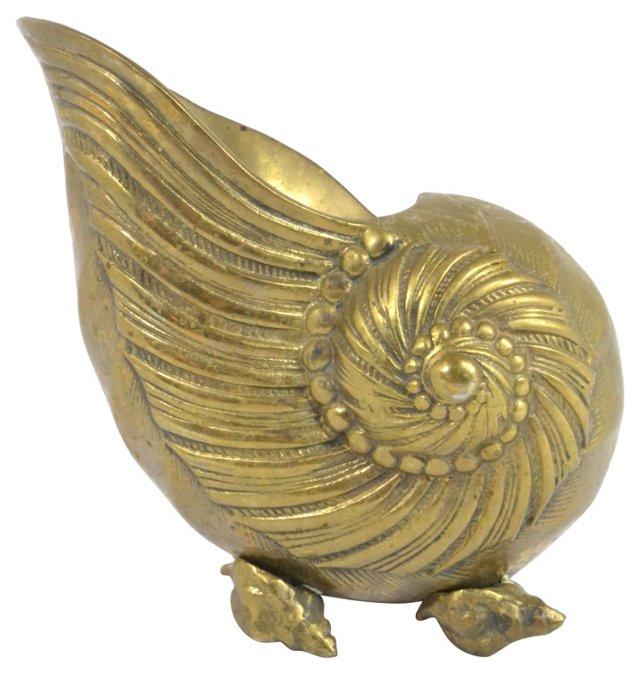 Brass  Shell