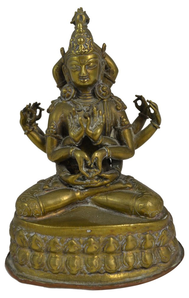 Chinese Statuette