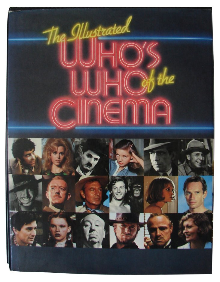 Who's Who In the Cinema