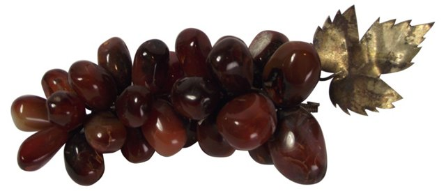 Polished Agate Grapes