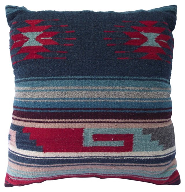 Native American-Style Pillow