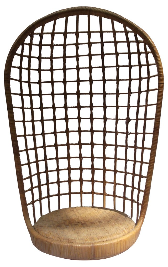Hanging  Rattan Cage Chair