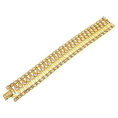 1950s Cleopatra Bracelet