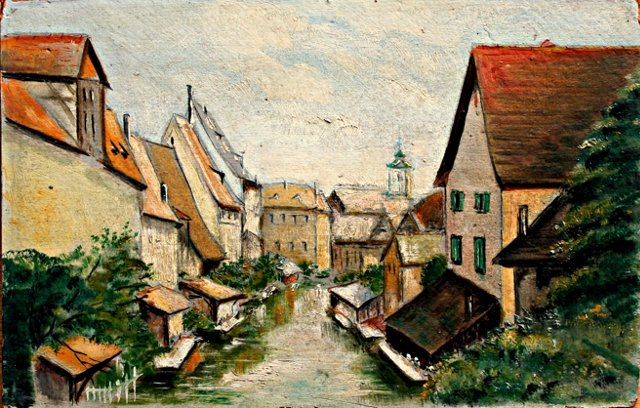 Village Canal
