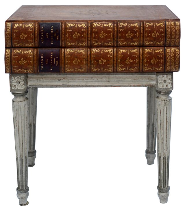 French  Louis XVI-Style Table
