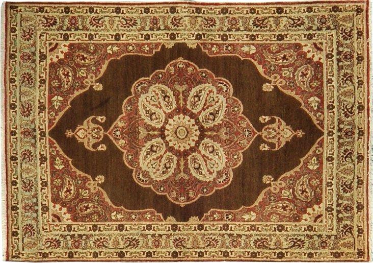 "Anatolian Rug, 5'9"" x 4'"