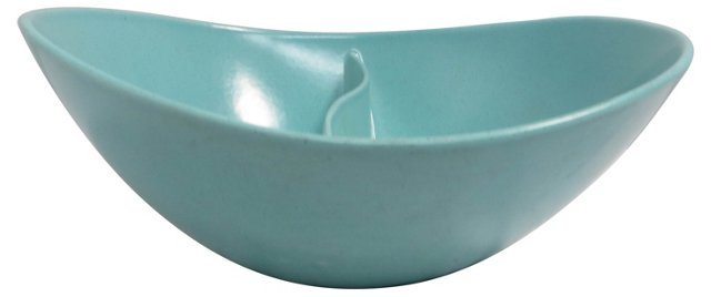 Midcentury Divided Bowl