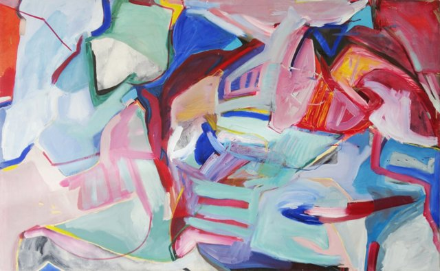 Bold & Colorful Abstract