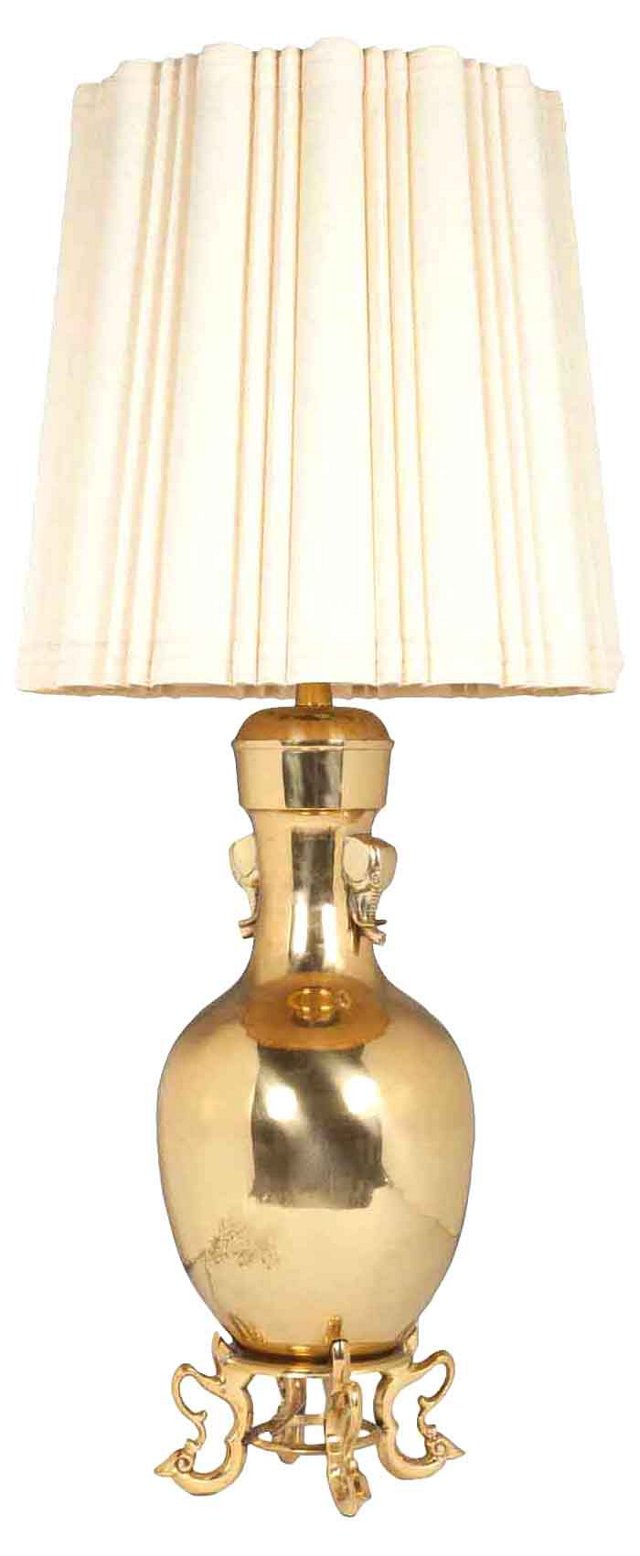 Marbro Brass Lamp