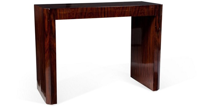 Argentinian Lacquered Console Table