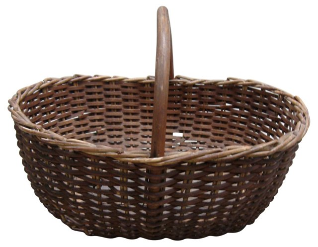 European Harvest Basket