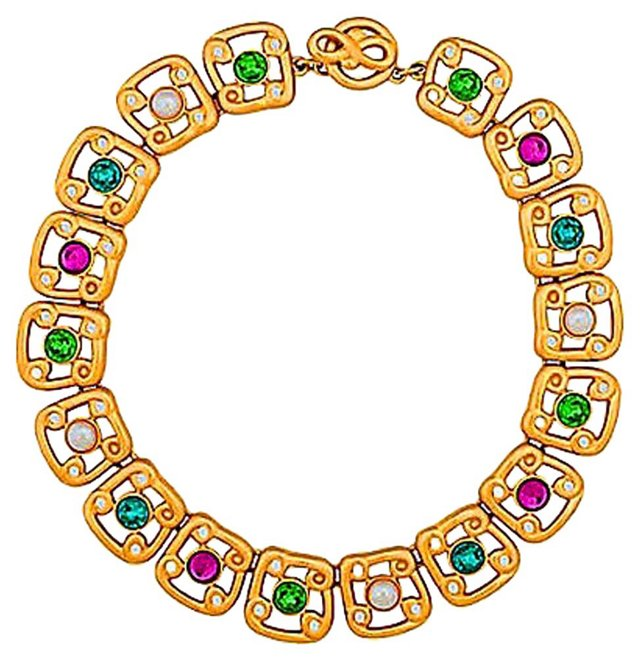 Givenchy Multicolor Necklace