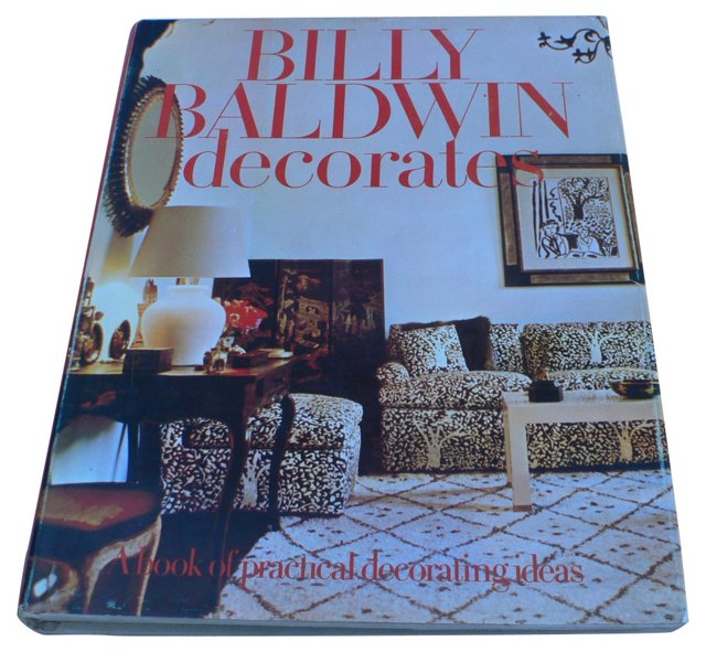 Billy Baldwin Decorates