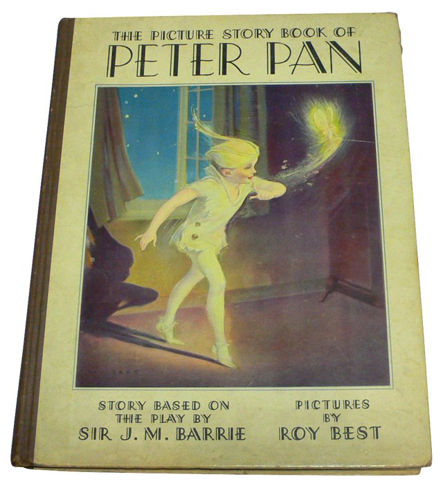 Picture Story Book of Peter Pan