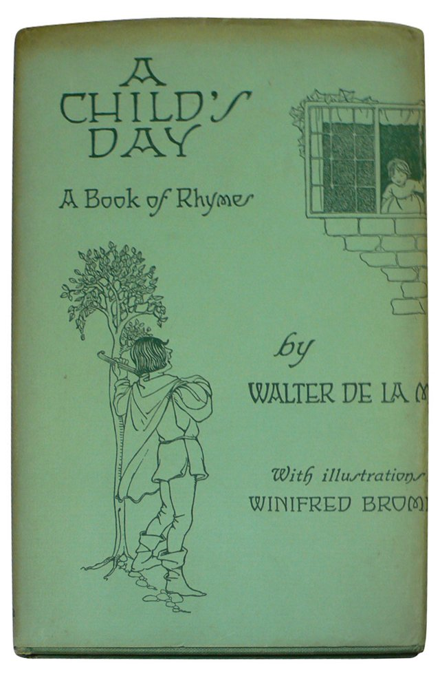 Child's Day Book of Rhymes