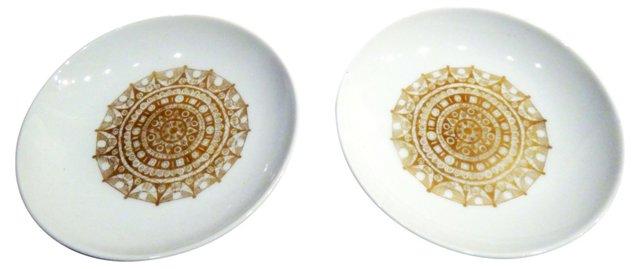 Rosenthal Plates, Pair