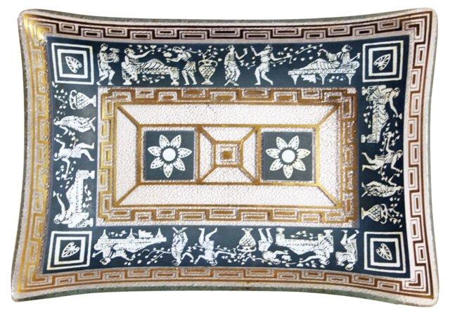 Roman-Motif Bowl