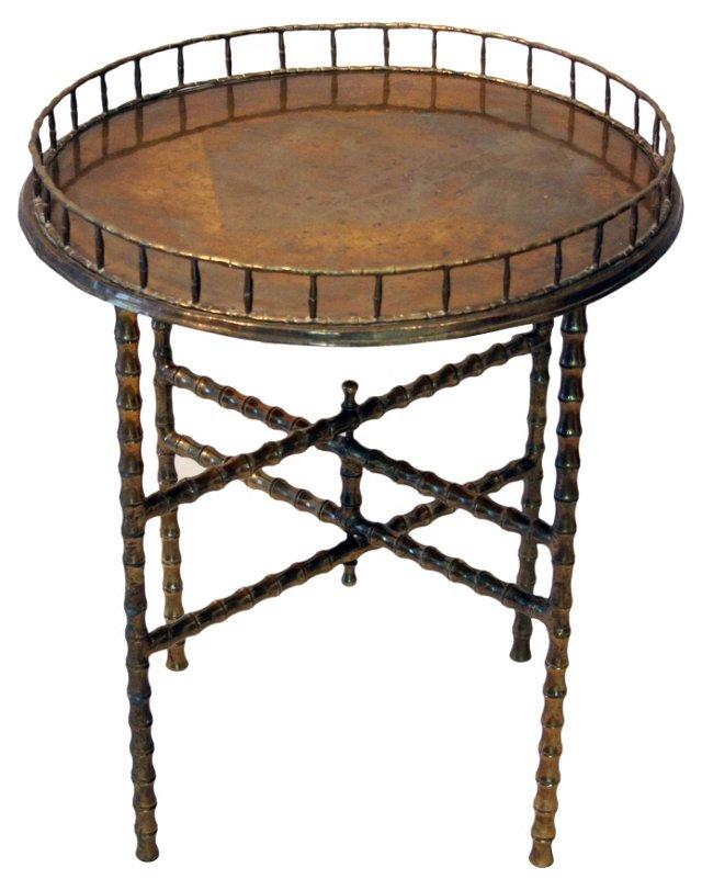 Maison  Bagues-Style Table