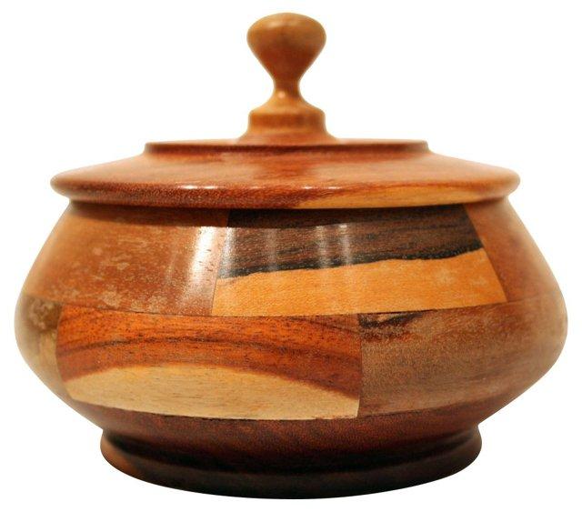 Hardwood Vessel