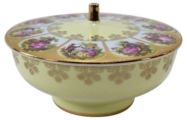 Fragonard Love Story Bowl