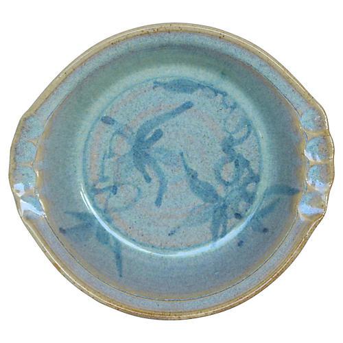Aqua Pottery Catchall