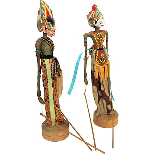 Indonesian Puppets, S/2